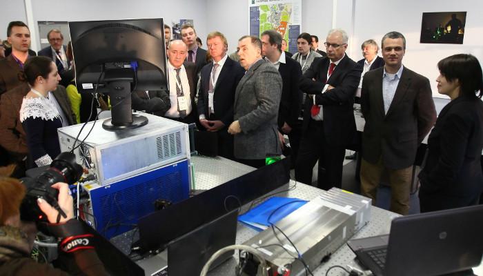 Открыт Троицкий нанотехнологический центр «ТЕХНОСПАРК»
