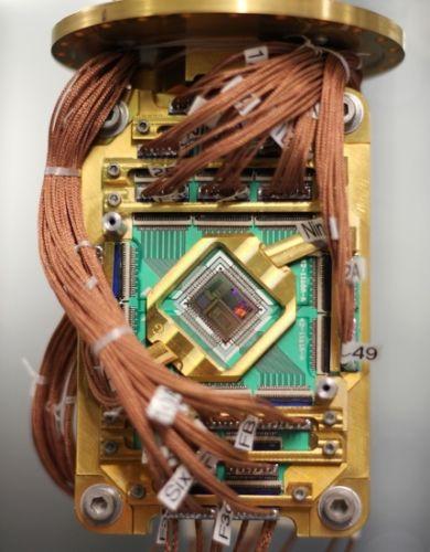 Google разрабатывает собственный квантовый процессор