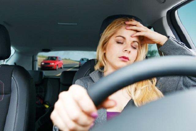 Каждый четвёртый авто в Германии оснащён системой предупреждения об усталости водителя