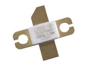 Cree выпускает 50-В GaN HEMT-транзисторы, значительно снижающие энергопотребление сетей сотовой связи
