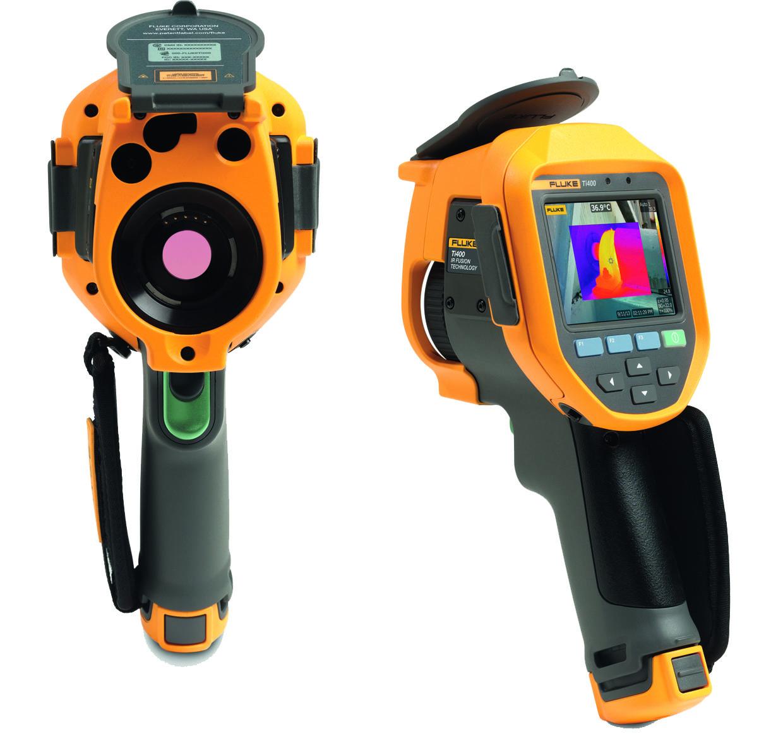 Новые тепловизоры  с автоматической фокусировкой LaserSharp™  от Fluke