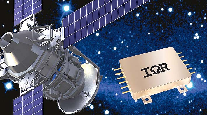 IR представляет 30-Вт радиационно-стойкий регулятор напряжения типа POL для космических применений, требующих высокого значения тока и низкого напряжения