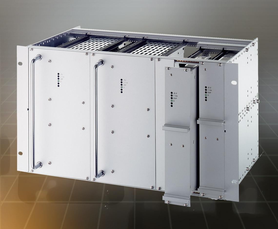 Стоечные высоконадёжные и отказоустойчивые системы электропитания