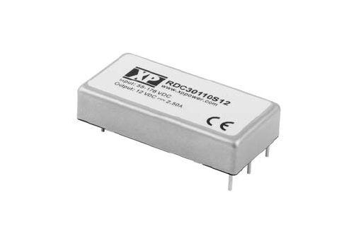 30-Вт DC/DC для применения в бортовой электронике РЖД