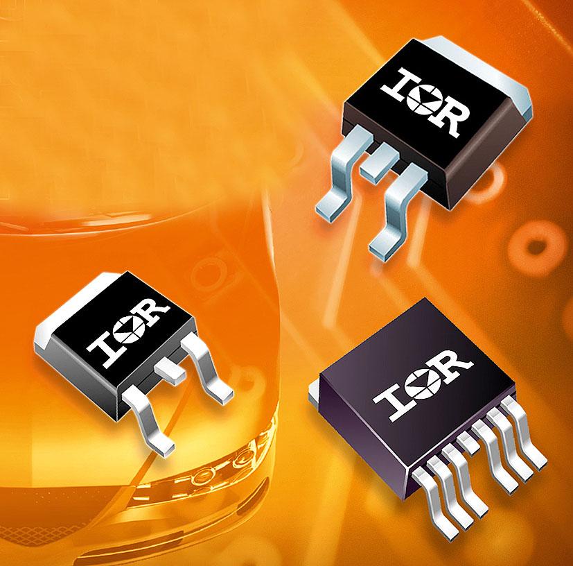 Транзисторы MOSFET для применения в автомобильном электрооборудовании с рабочими напряжениями от 40 до 120 В обеспечивают эталонное значение сопротивления открытого канала