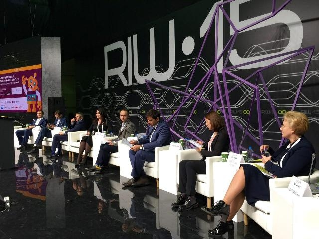 В Москве прошёл RIW 2015