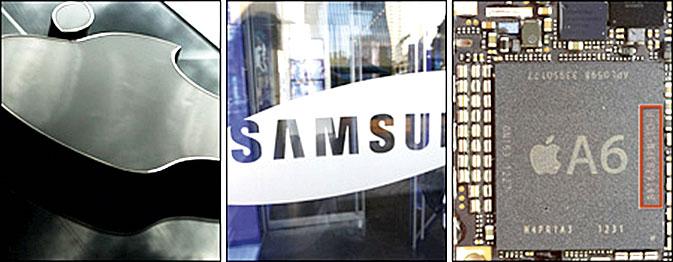 Apple не собирается в дальнейшем использовать технологии Samsung