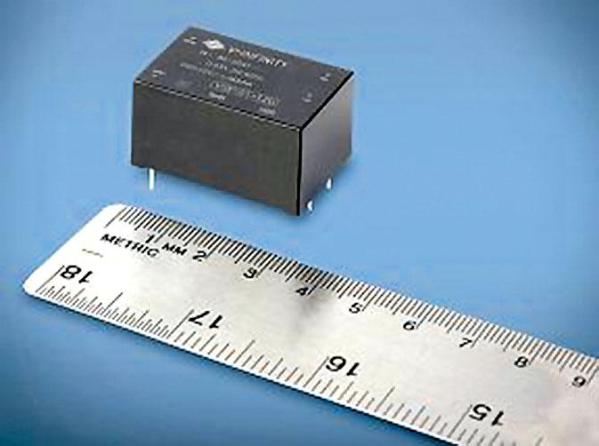 AC/DC-модули мощностью 1 и 2 Вт