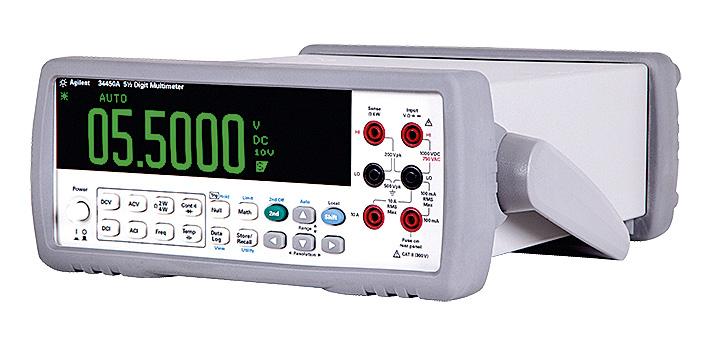Настольный цифровой мультиметр для тестирования электронных блоков управления турбонагнетателей