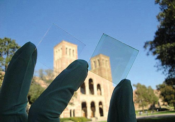 Учёные UCLA разработали прозрачные солнечные панели