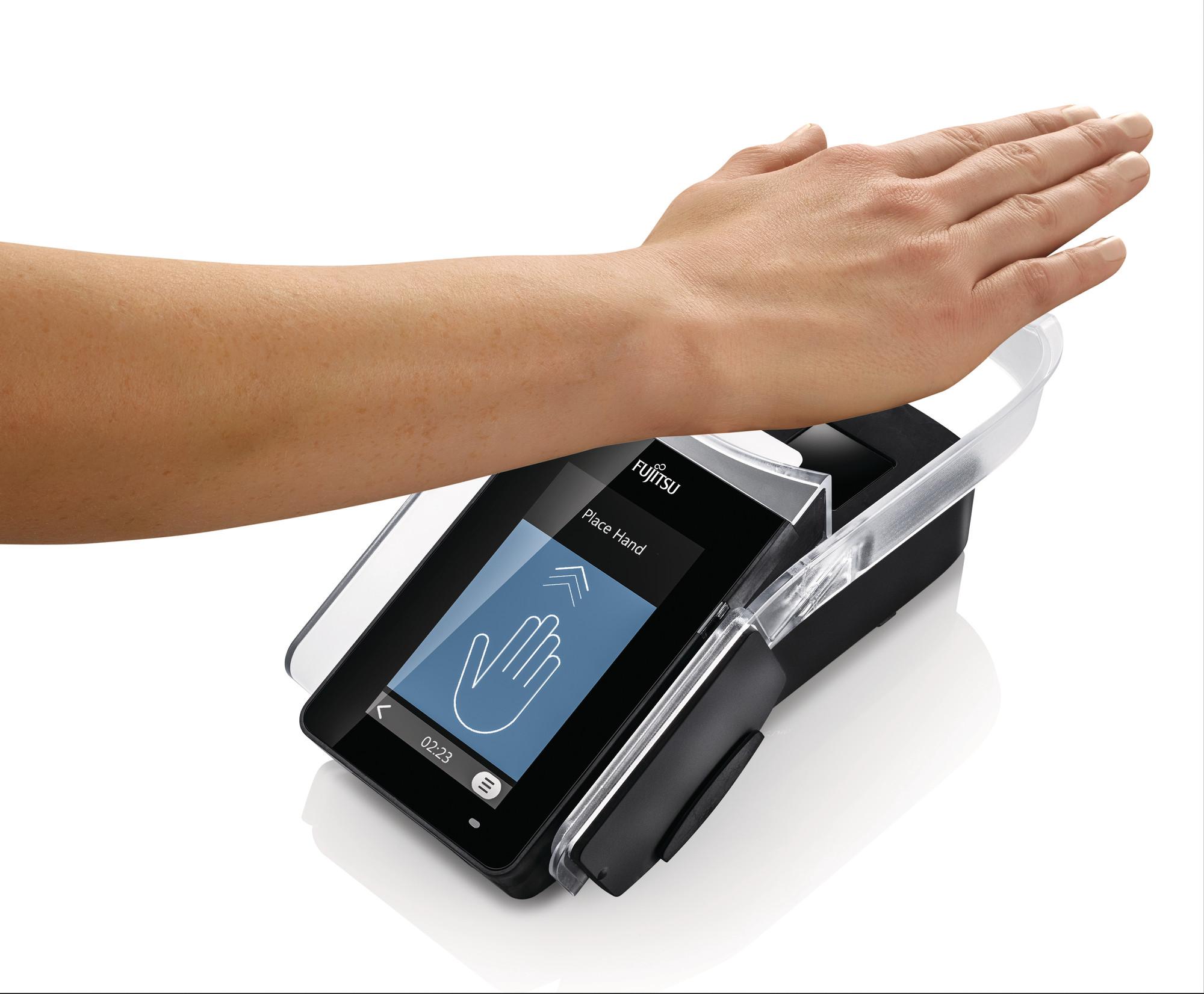 Fujitsu представляет решение для многофакторной биометрической аутентификации