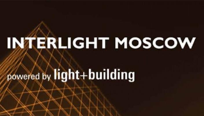 Выставка Interlight Moscow пройдёт осенью