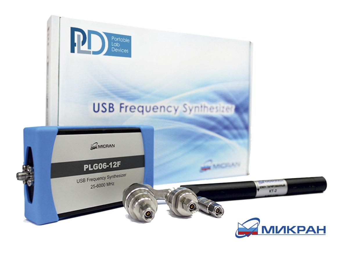 Новая серия портативных измерительных USB-устройств от НПФ Микран