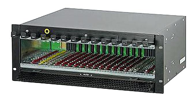 Schroff: Новая система MicroTCA.0