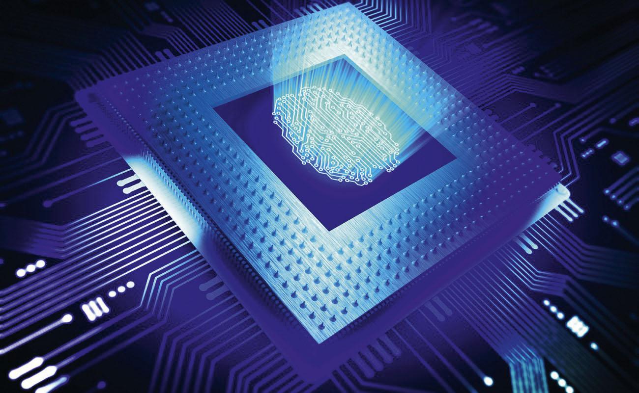 В MIT разработан  процессор для искусственного интеллекта