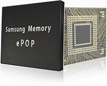 Samsung начала выпуск ePoP-модулей памяти для смартфонов
