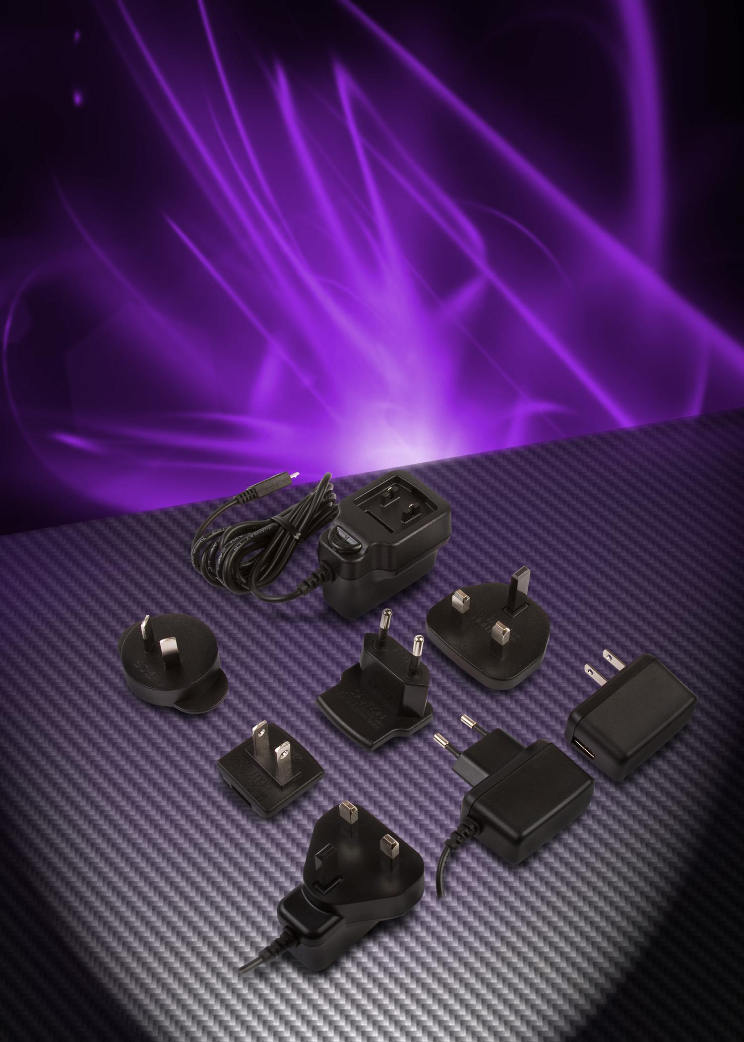XP Power: источники питания со встроенными сетевыми соединителями