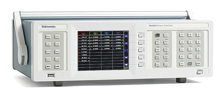 Новый прецизионный многофазный анализатор силовых цепей от Tektronix