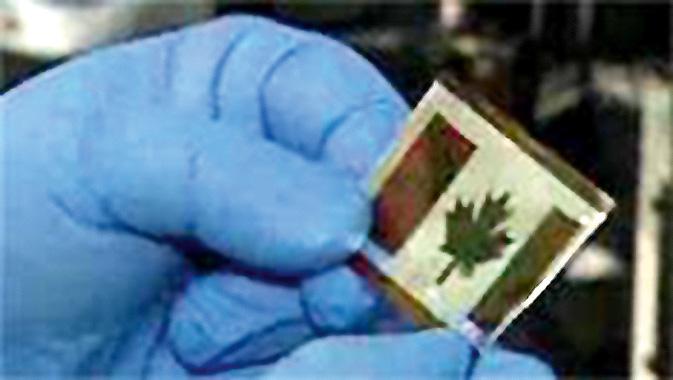 В Канаде разработаны распыляемые солнечные панели