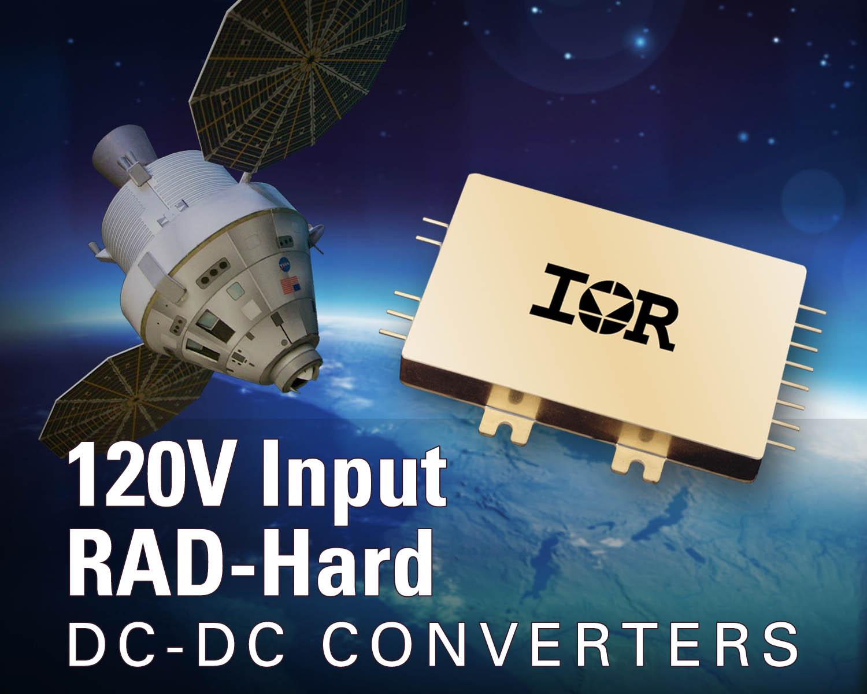 40-ваттные радиационно-стойкие DC/DC-преобразователи от International Rectifier для систем электропитания космических аппаратов