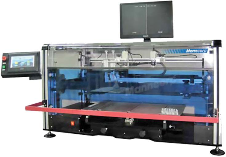 Принтер трафаретной печати Manncorp-1200 – находка для российского рынка