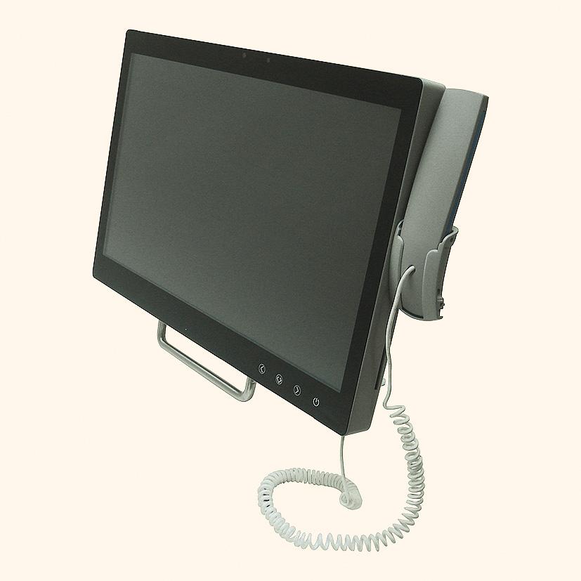 Многофункциональный панельный ПК с 18,5-дюймовым широкоформатным ЖК-дисплеем