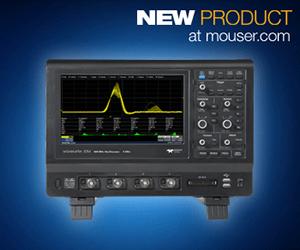 Новые осциллографы WaveSurfer 3000 от компании Teledyne LeCroy