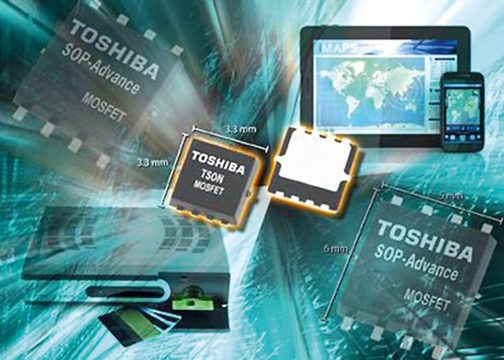 30-вольтовые МОП-транзисторы в корпусе TSON-Advance
