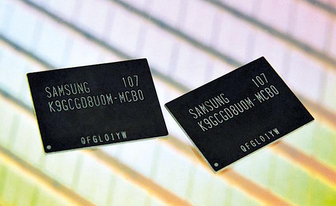 Цены на NAND-чипы поползли вверх