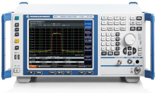 Новая модификация анализаторов спектра Rohde & Schwarz FSV с полосой анализа до 160 МГц
