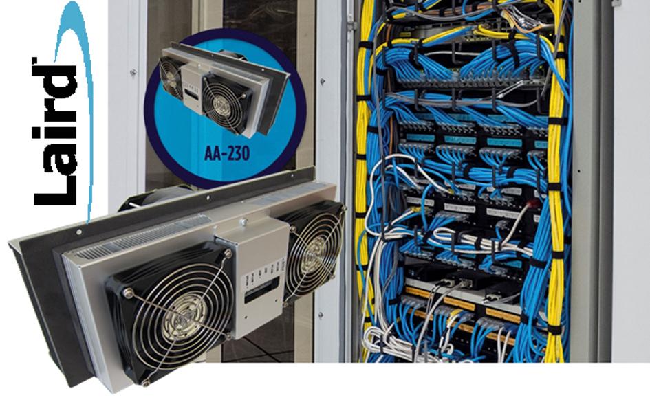 Новая разработка систем охлаждения от компании Laird