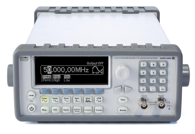 Генератор АКИП-3402