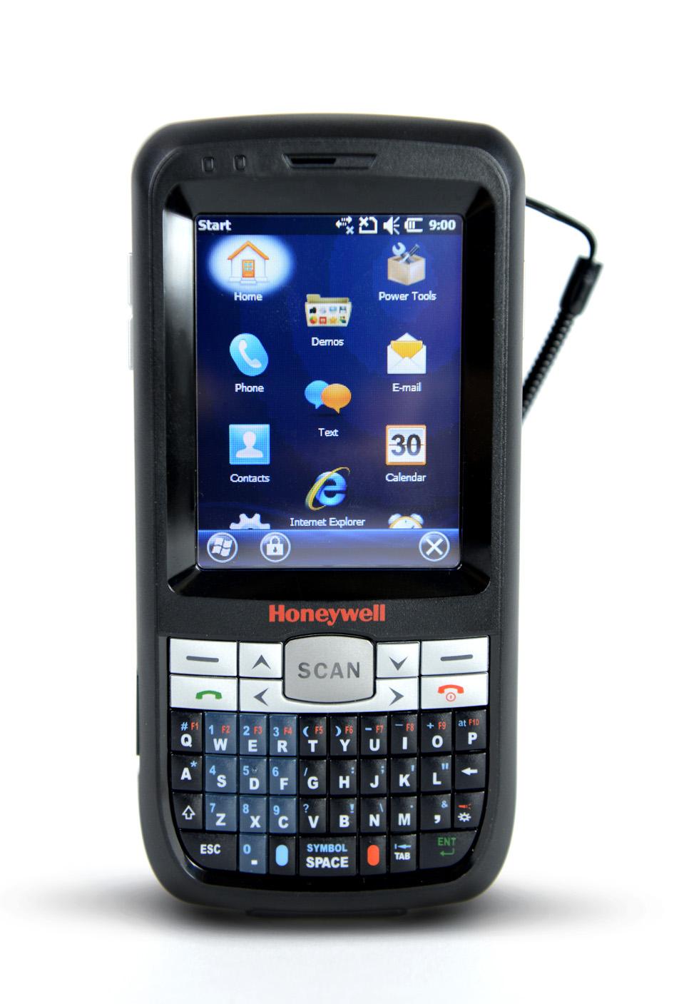 Honeywell представляет новый мобильный компьютер для предприятий, желающих автоматизировать рабочие процессы и сбор данных