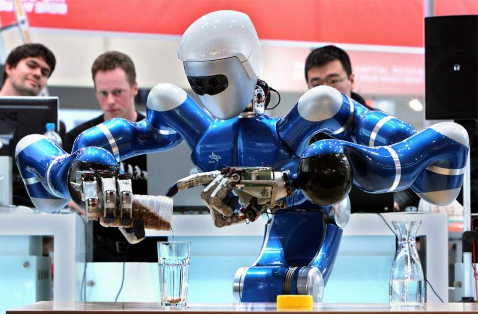 Роботехника и передовые технологии на Robotics Expo 2014