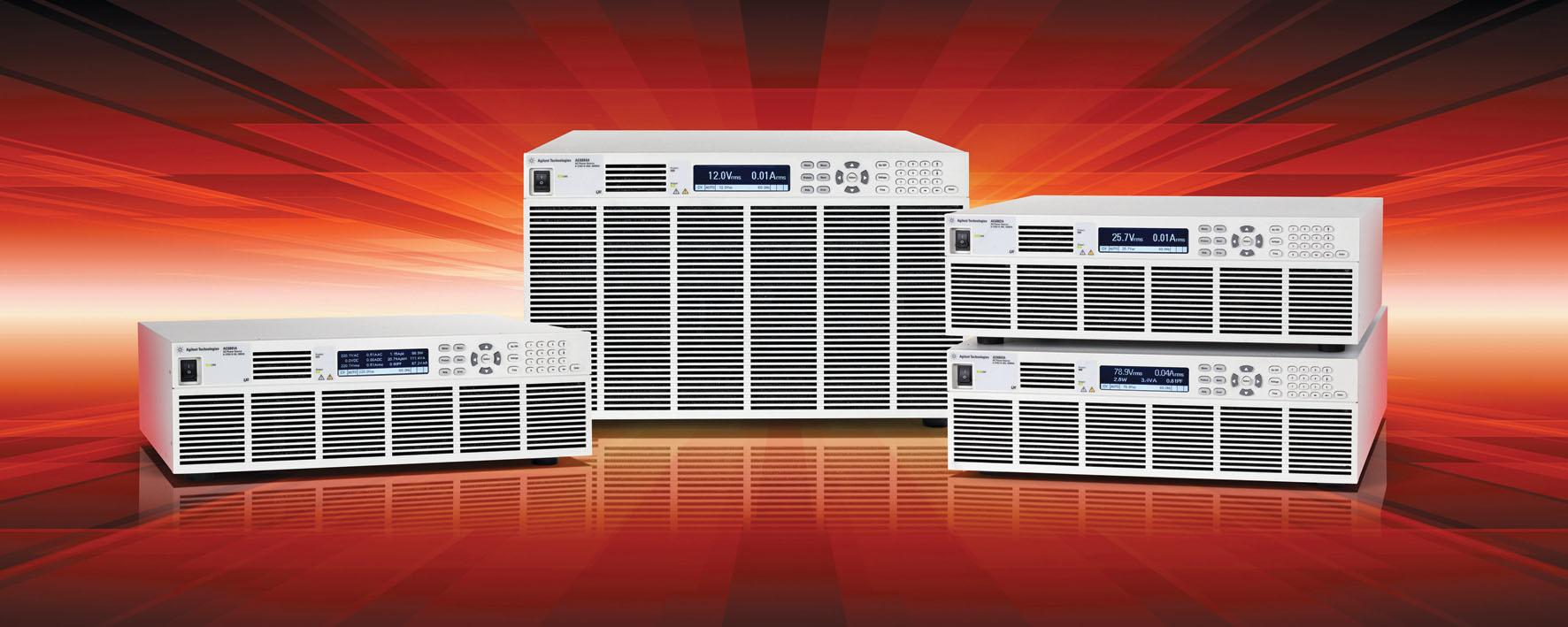 Keysight Technologies: источники питания переменного тока для обеспечения стабильных достоверных результатов испытаний