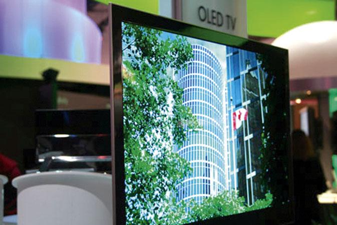 DisplaySearch ожидает возрождение отрасли плоских панелей