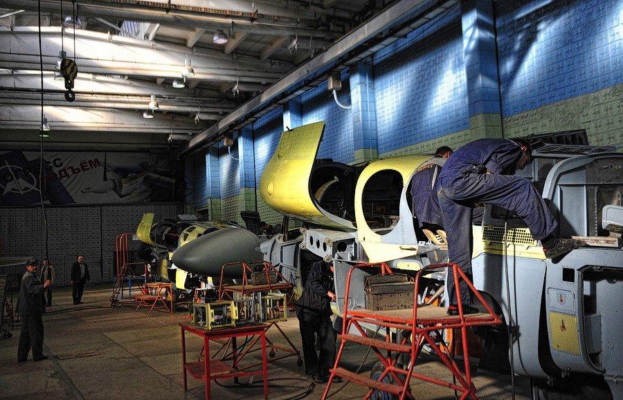 Процент российского оборудования на предприятиях ОПК достигнет 60-ти