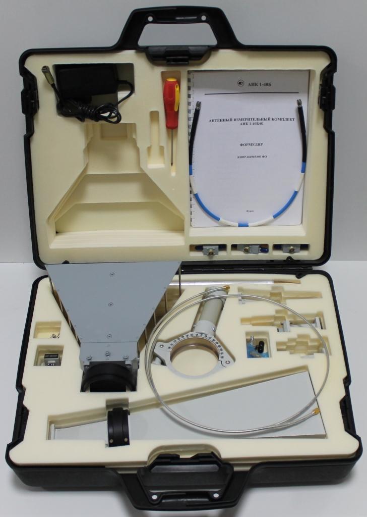 Антенный измерительный комплект «АИК 1-40Б»