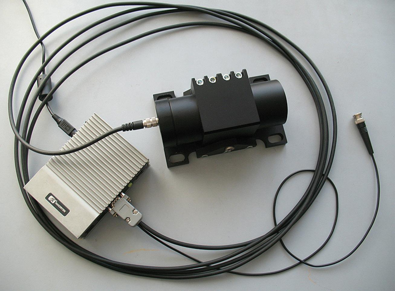 Датчик скорости и длины ИСД-4