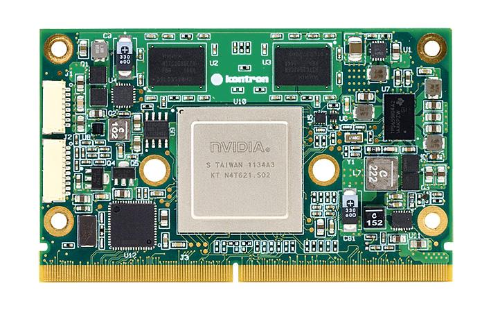 Модуль Kontron SMARC-sAT30 с ARM-процессором NVIDIA Tegra 3: сверхнизкое энергопотребление для низкопрофильных графических приложений