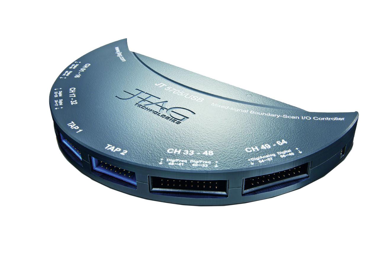 Новый тестер от JTAG Technologies