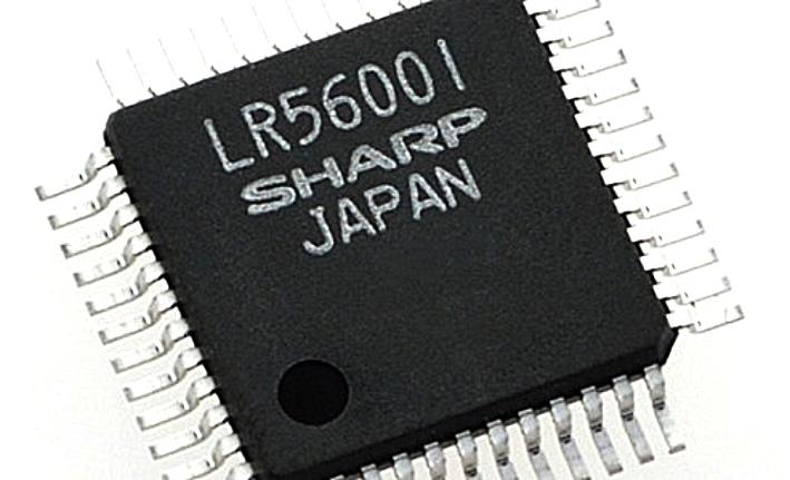 Sharp запустит в производство чип для управления яркостью LED-освещения