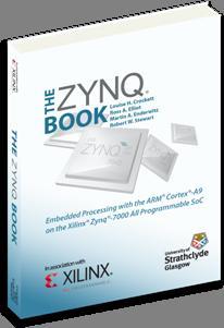 Вышла книга о процессорной платформе Zynq