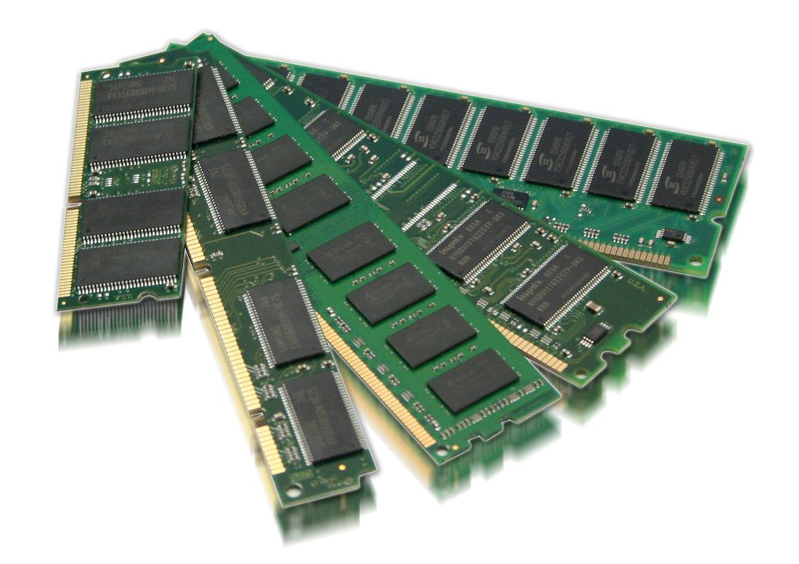 Производство мобильной памяти DRAM во 2 полугодии вырастет на 37,5%
