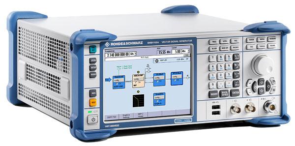 Наземная система функционального дополнения (GBAS) в векторном генераторе сигналов SMBV100A