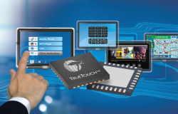 Элементы для решений с сенсорными экранами