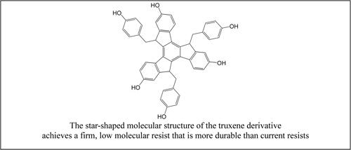 Toshiba создала молекулярный фоторезист для EUV-литографии
