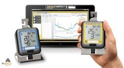 Система мониторинга влажности SensorWATCH™ от компании ECD