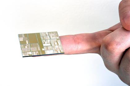 IBM получила первый 7-нанометровый чип