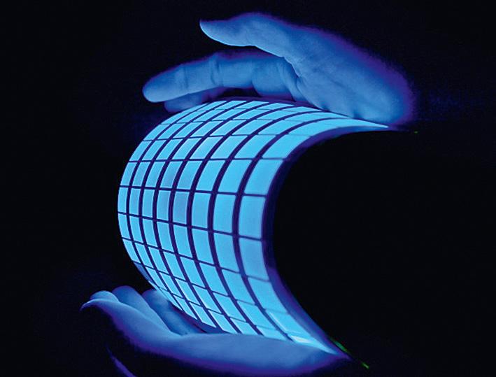 Новые органические светодиоды эффективнее, чем предполагалось
